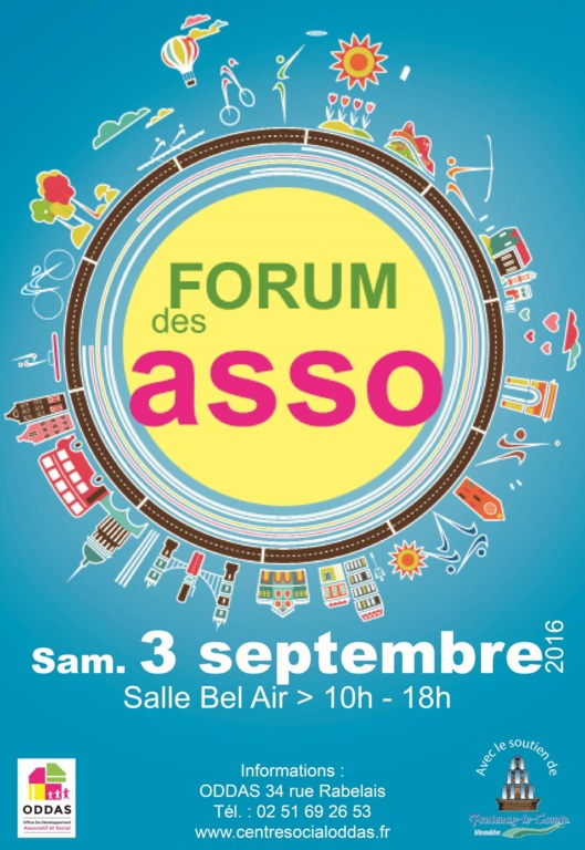 Forum des assocations